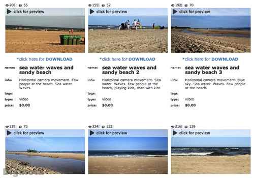 Sitios con vídeos de introducción y efectos gratuitos 17