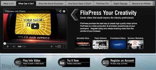 Sitios con vídeos de introducción y efectos gratuitos 6
