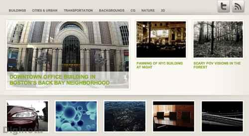 Sitios con vídeos de introducción y efectos gratuitos 3