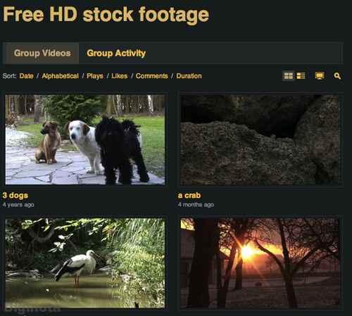 Sitios con vídeos de introducción y efectos gratuitos 12