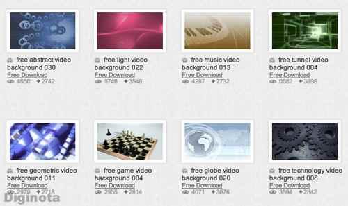 Sitios con vídeos de introducción y efectos gratuitos 11