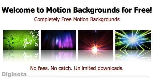 Sitios con vídeos de introducción y efectos gratuitos 8