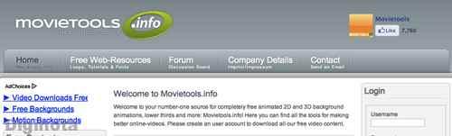 Sitios con vídeos de introducción y efectos gratuitos 10