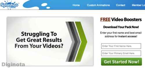 Sitios con vídeos de introducción y efectos gratuitos 5