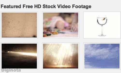 Sitios con vídeos de introducción y efectos gratuitos 16