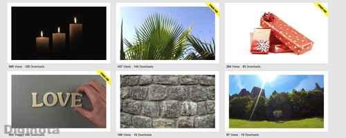Sitios con vídeos de introducción y efectos gratuitos 13