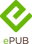 Logotipo del formato EPUB