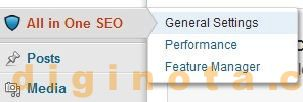 WordPress Dashboard Todo en uno SEO Pack