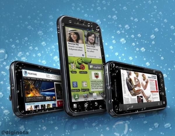Los mejores teléfonos resistentes al agua 4