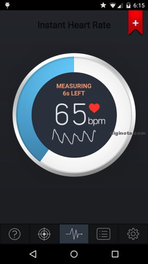 Instant Heart Rate app salud corazón - Azumio Inc.