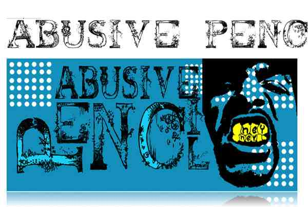 Abusive Pencil Font 001 40 Beautiful Decorative Free Fonts for Designers