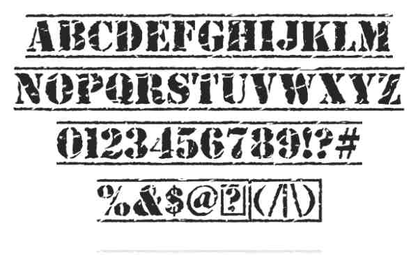 OLD STAMPER 0011 600x339 40 Beautiful Decorative Free Fonts for Designers