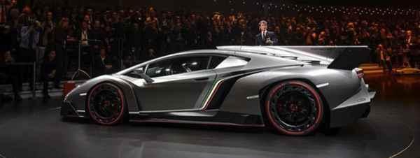 Los 10 vehículos más costosos del mundo 9