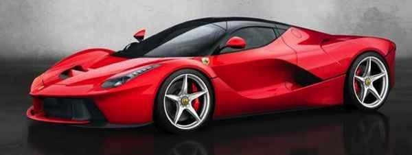 Los 10 vehículos más costosos del mundo 6