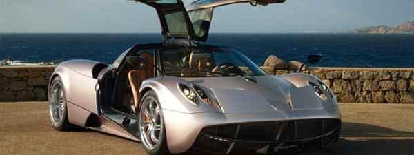 Los 10 vehículos más costosos del mundo 2
