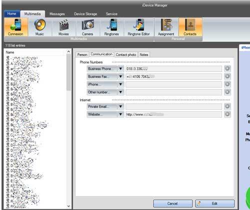 La herramienta perfecta para gestionar tu iPhone o iPad: iDevice Manager 5