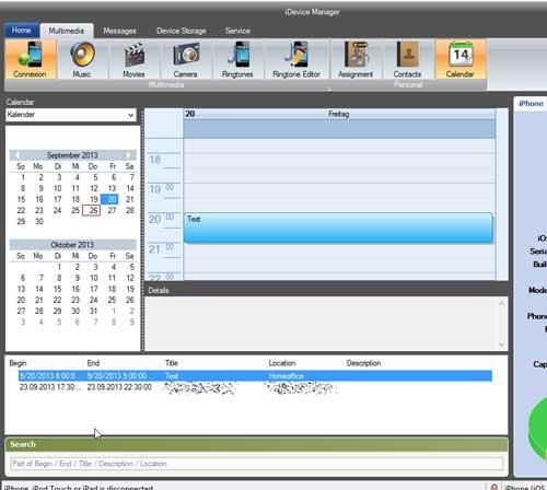 La herramienta perfecta para gestionar tu iPhone o iPad: iDevice Manager 7