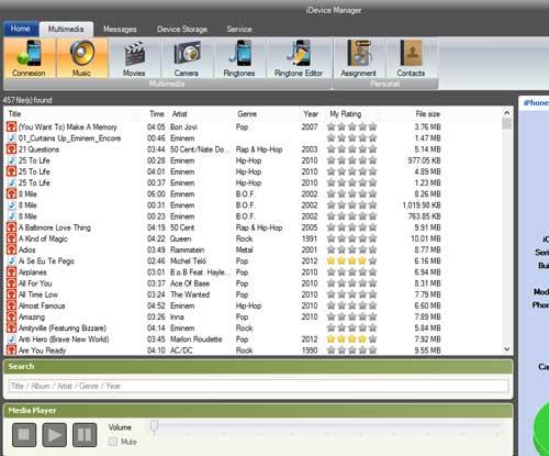 La herramienta perfecta para gestionar tu iPhone o iPad: iDevice Manager 1