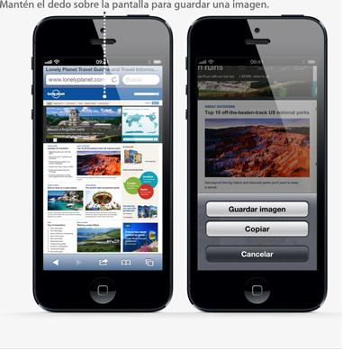 Tips, trucos y consejos para el iPhone 5 y el iOS 6 23