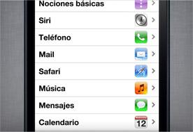 Tips, trucos y consejos para el iPhone 5 y el iOS 6 53