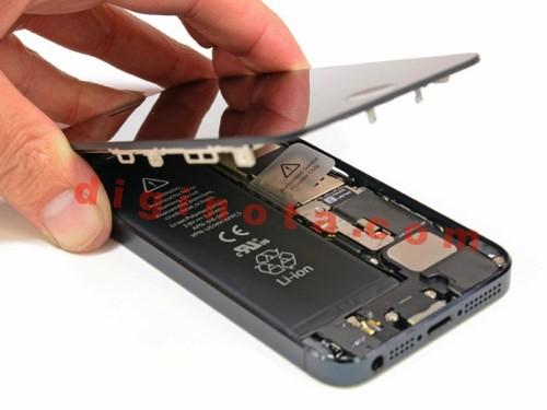 Desarmar y reparar un iPhone 5 paso a paso foto-Tutorial 6