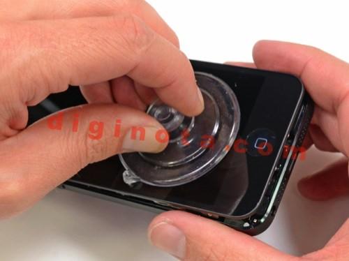 Desarmar y reparar un iPhone 5 paso a paso foto-Tutorial 5