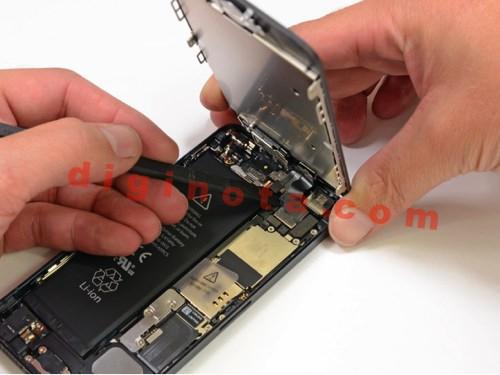 Desarmar y reparar un iPhone 5 paso a paso foto-Tutorial 8