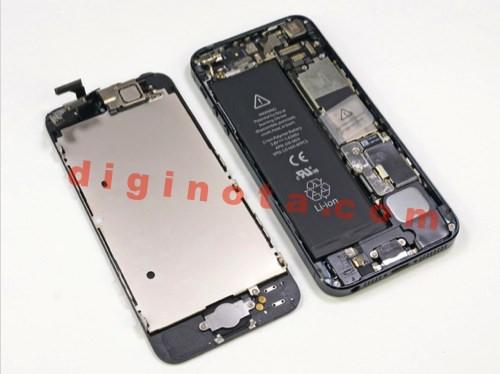 Desarmar y reparar un iPhone 5 paso a paso foto-Tutorial 9