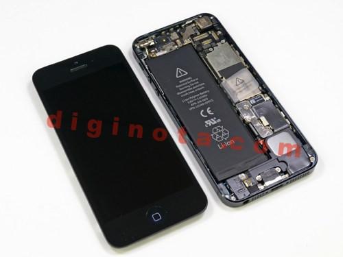Desarmar y reparar un iPhone 5 paso a paso foto-Tutorial 10