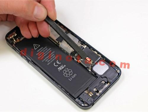 Desarmar y reparar un iPhone 5 paso a paso foto-Tutorial 11