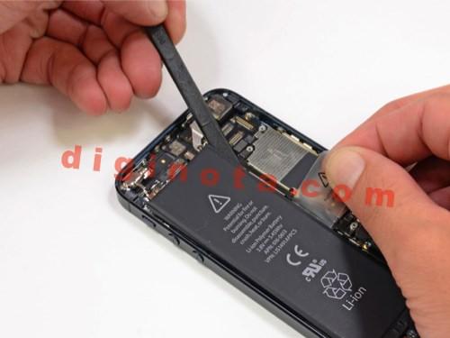 Desarmar y reparar un iPhone 5 paso a paso foto-Tutorial 12