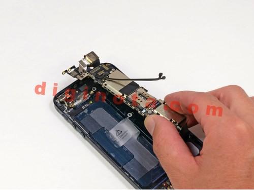 Desarmar y reparar un iPhone 5 paso a paso foto-Tutorial 15