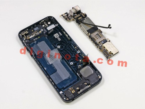Desarmar y reparar un iPhone 5 paso a paso foto-Tutorial 16