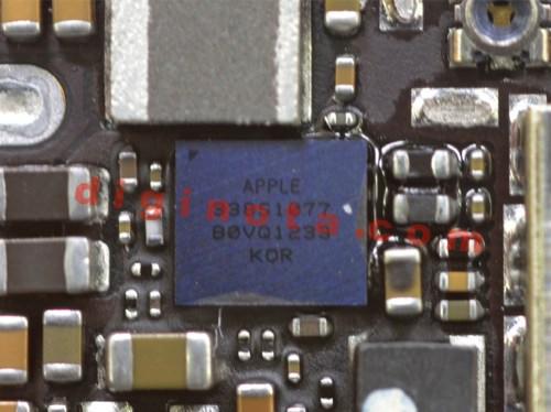 Desarmar y reparar un iPhone 5 paso a paso foto-Tutorial 22