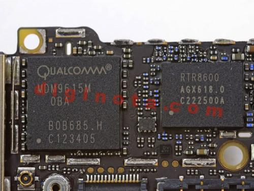 Desarmar y reparar un iPhone 5 paso a paso foto-Tutorial 23