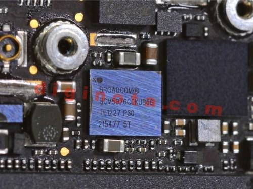 Desarmar y reparar un iPhone 5 paso a paso foto-Tutorial 24