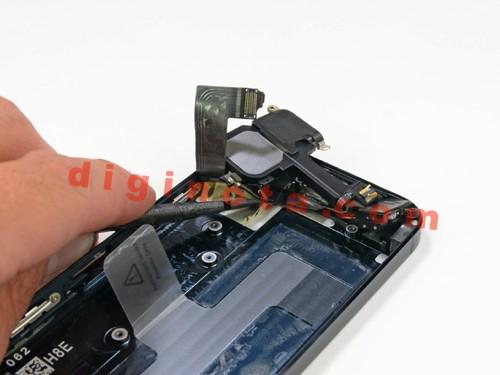 Desarmar y reparar un iPhone 5 paso a paso foto-Tutorial 26