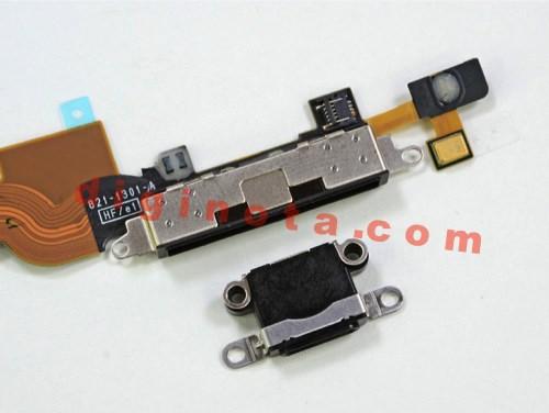 Desarmar y reparar un iPhone 5 paso a paso foto-Tutorial 29