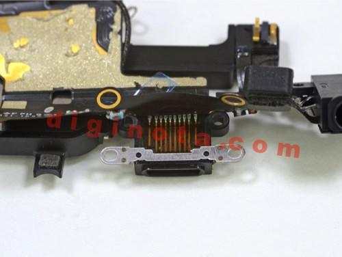 Desarmar y reparar un iPhone 5 paso a paso foto-Tutorial 30