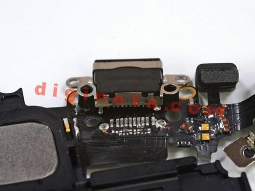Desarmar y reparar un iPhone 5 paso a paso foto-Tutorial 31