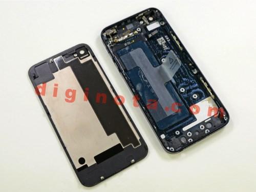 Desarmar y reparar un iPhone 5 paso a paso foto-Tutorial 35