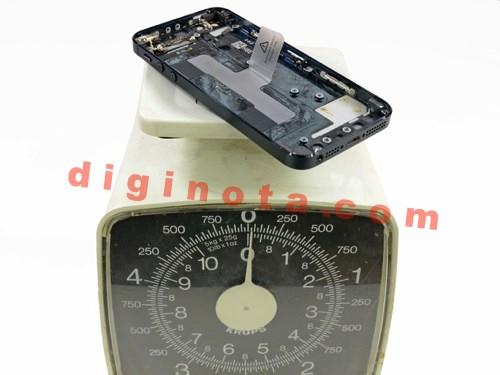 Desarmar y reparar un iPhone 5 paso a paso foto-Tutorial 37