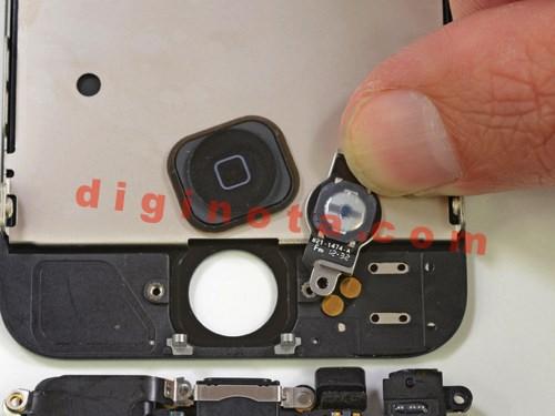 Desarmar y reparar un iPhone 5 paso a paso foto-Tutorial 40