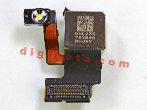 Desarmar y reparar un iPhone 5 paso a paso foto-Tutorial 44