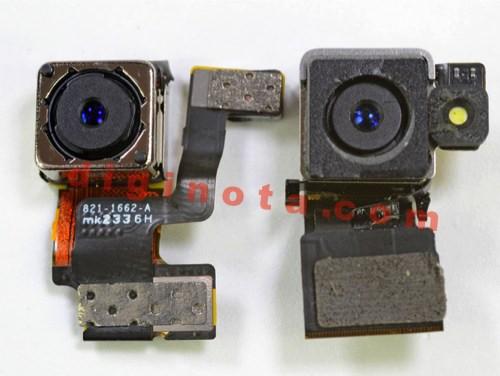 Desarmar y reparar un iPhone 5 paso a paso foto-Tutorial 43