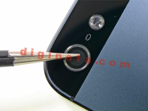 Desarmar y reparar un iPhone 5 paso a paso foto-Tutorial 45