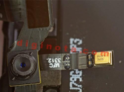 Desarmar y reparar un iPhone 5 paso a paso foto-Tutorial 47