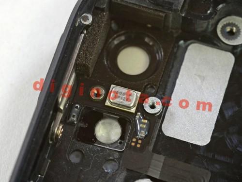 Desarmar y reparar un iPhone 5 paso a paso foto-Tutorial 48