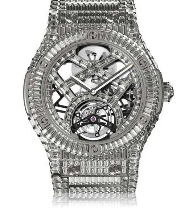 Conoces los relojes mas caros del mundo 4