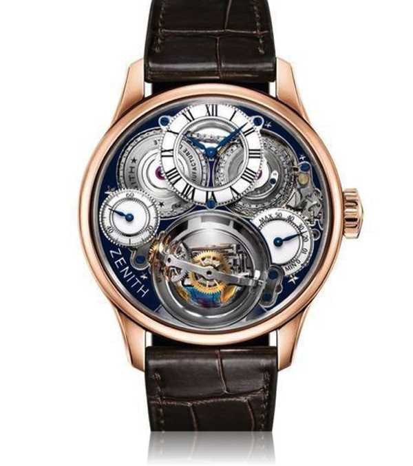 Conoces los relojes mas caros del mundo 2